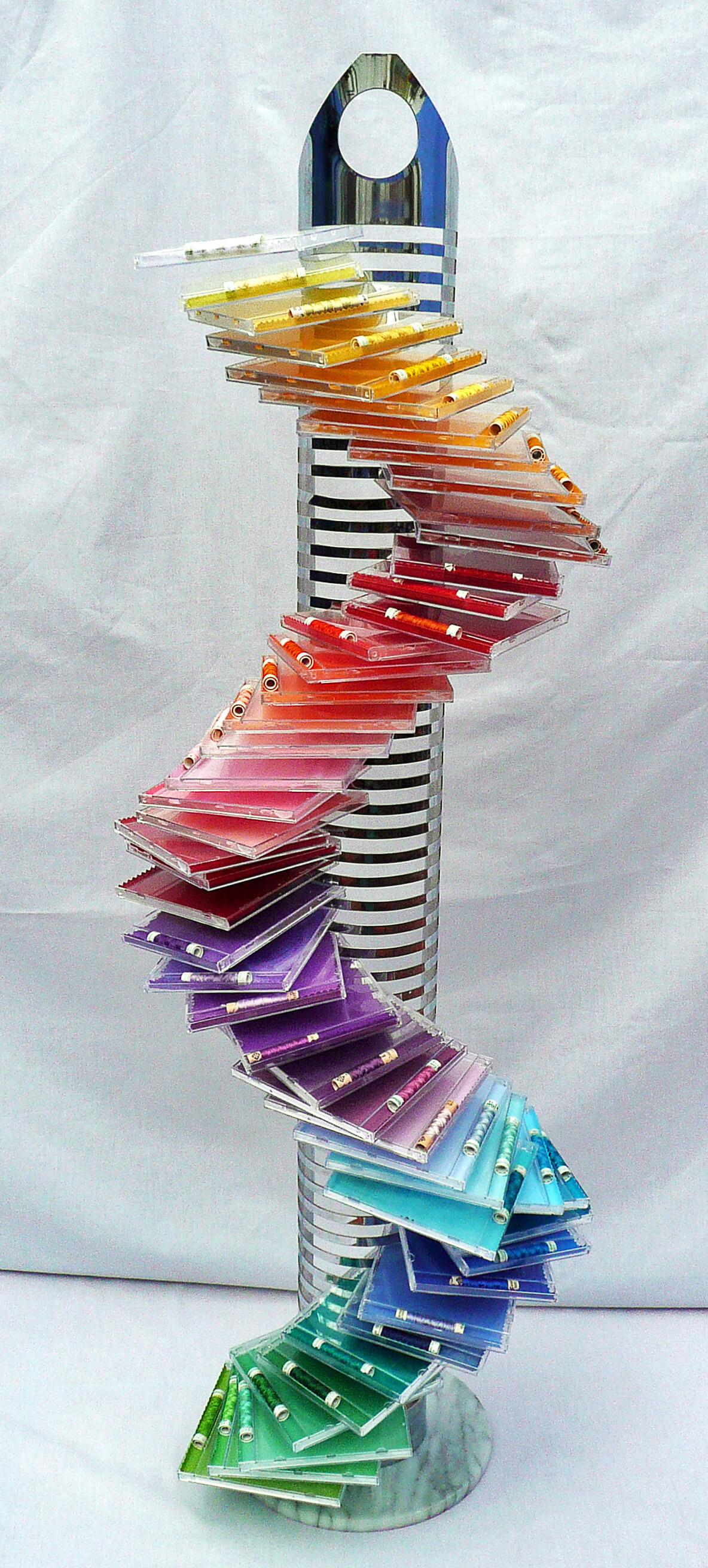 ADN del Color frontal 1 Carmen Moreno Santana